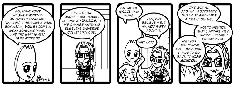 09/11/2008  Comic Strip