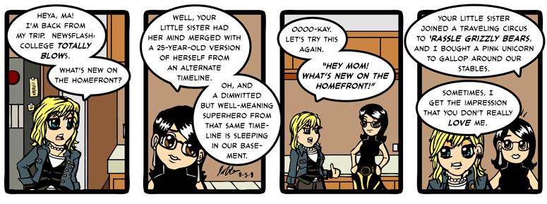09/29/2008  Comic Strip