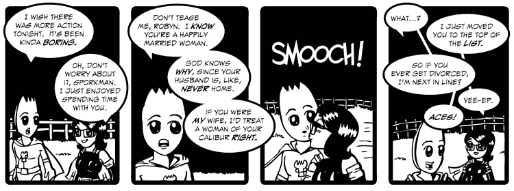 10/14/2008  Comic Strip
