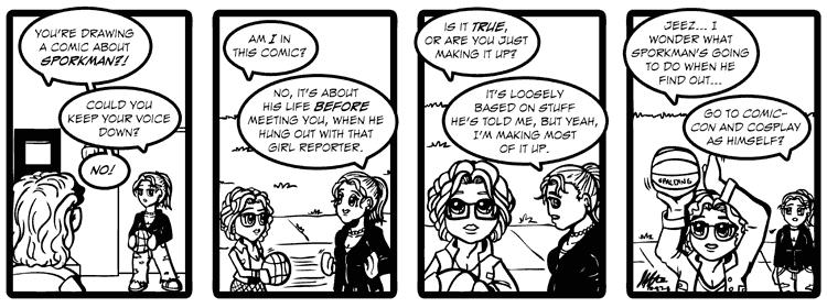 10/28/2008  Comic Strip