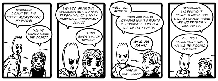 10/30/2008  Comic Strip