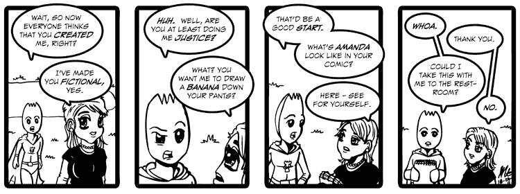 10/31/2008  Comic Strip