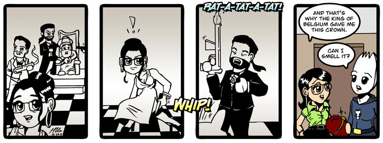 11/04/2008  Comic Strip