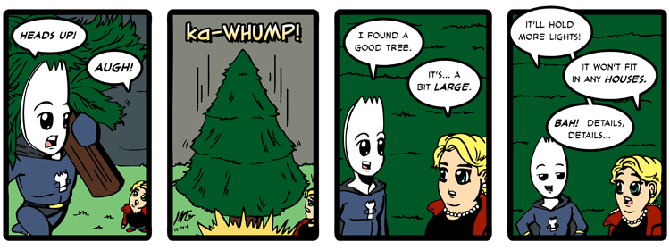 12/05/2008  Comic Strip